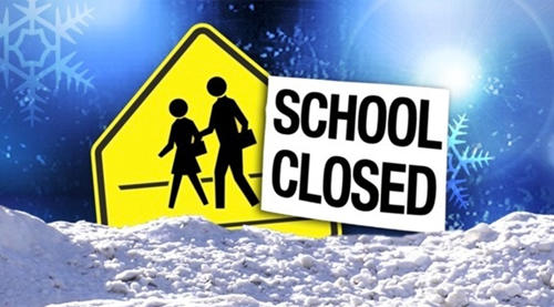 Schools are CLOSED Today - Mary A Goetz Elementary School