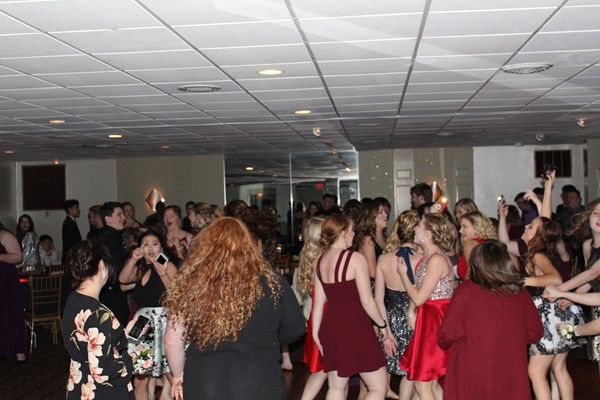 Snowball Dance Fun!