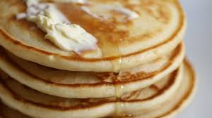 Pancake Breakfast on Saturday!