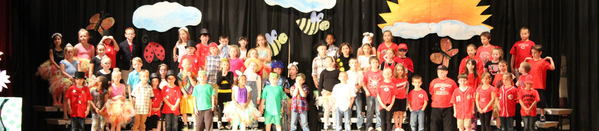 Our 2nd Graders Rocked their Spring Performance!