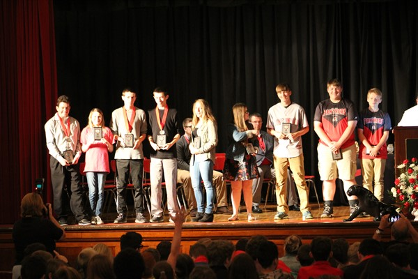 Congrats to our Award Winners!