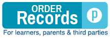 Order your records